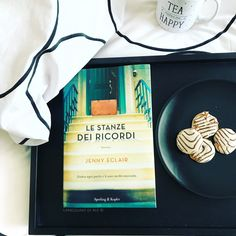 Le stanze dei ricordi di Jenny Eclair  #libro #libri #sperling #jennyeclair #book #bed #bedroom #breakfast