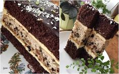 Baking Recipes, Cake Recipes, Food Cakes, Sugar Cookies, Chocolate Cake, Cake Decorating, Cheesecake, Food And Drink, Cooking
