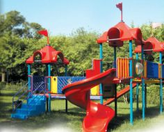 Build India's commercial Outdoor playground equipment and indoor playground or soft play equipment is designed and create the perfect play system for your children. Soft Play Equipment, Outdoor Play Equipment, Playground Design, Outdoor Playground, Kids Play Area, Kids Room, Kids Indoor Playhouse, Play Houses, Tree Houses