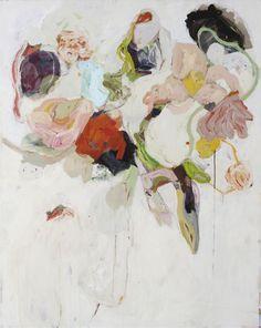Anne-Sophie Tschiegg: Exposition Musée de beaux-arts Mulhouse Plus Art Floral, Art Inspo, Painting Inspiration, Art And Illustration, Illustrations, Oil Painting Flowers, Painting & Drawing, Art Moderne, Art Design
