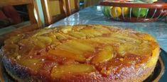 Τέλειο Ανάποδο κέικ με μήλα ! (Μηλόπιτα Τούμπα) Food Decoration, French Toast, Breakfast, Morning Coffee