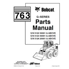 B B Bc F Df A D Fd E Skid Steer Loader Repair Manuals