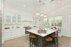 Tile splashback french provincial kitchen google search for Kitchen design jobs brisbane