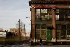 Washington DC: Wonder Bread Factory (2008); area has been revitalized but this decaying photo is a gem