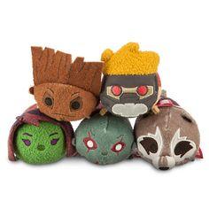 Guardians of the Galaxy Mini Tsum Tsum Set