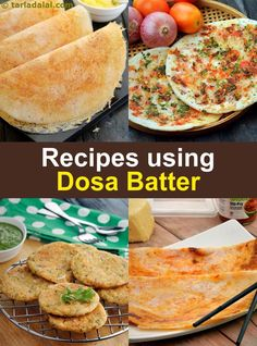 Complete Book of Indian Cooking Veg Recipes, Indian Food Recipes, Vegetarian Recipes, Cooking Recipes, Cooking Tips, Dosa Batter Recipe, Idli Recipe, Idli Batter Recipes, South Indian Breakfast Recipes