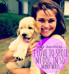 This blog gives so many great ideas and sources for dog owners who love to spoil their pooches