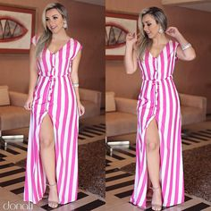 Curvy Outfits, Classy Outfits, Casual Outfits, Casual Dresses, Fashion Dresses, Cute Pants, Frock Design, Jumpsuit Outfit, Gowns Of Elegance