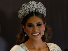 Three things you didn't know about Miss Universe 2013