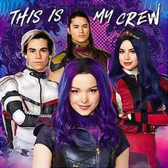 The Descendants, Descendants Pictures, Cameron Boyce Descendants, Disney Descendants Movie, Wicked, Disney Channel, New Movies, Good Movies, Jessie