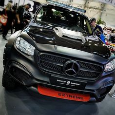 What do you think about Mercedes X-Class Pickup ? Offroad, 4x4, Cars, Vehicles, Pictures, Essen, Off Road, Autos, Car