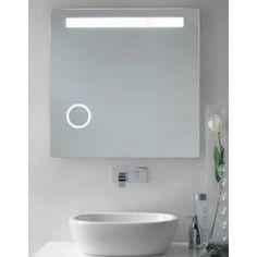 Specchio e specchiera bagno retroilluminato LED Bluetooth Orion ...