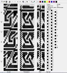 125 Besten Häkelketten Schwarz Weiß Bilder Auf Pinterest Bead