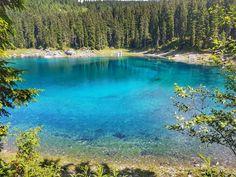 Südtirol - Karersee Around The World In 80 Days, Around The Worlds, Lake Photography, Lake Mountain, South Tyrol, Seen, Go Hiking, Nice View, Beautiful World