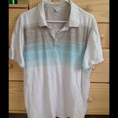 Two men's polo shirts Mossimo and Calvin Klein Tops Tees - Short Sleeve