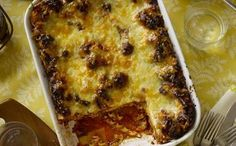 Trisha Yearwood Cowboy Lasagna