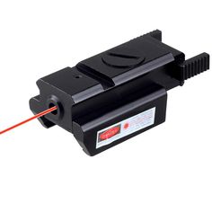 Tactical Red Dot Laser Sight Aluminum Laser Sight Scope Set for Rifle Pistol Shot gun Gun mount laser pointer 20mm Rail