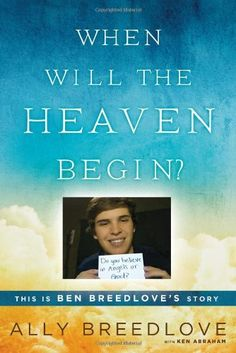 Just listened to an interview with Ally Breedlove | When Will the Heaven Begin?: This Is Ben Breedlove's Story by Ally Breedlove,http://www.amazon.com/dp/0451239644/ref=cm_sw_r_pi_dp_hy7Esb1Y4VRYVNQE