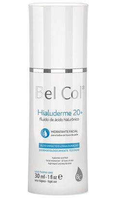 Hidrantante Bel Col Hialuderme Fluido 20+