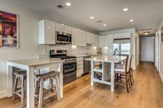 Call - Nothing beats new construction but new construction with a water view. Boston, Kitchen, Table, Furniture, Home Decor, Cooking, Decoration Home, Room Decor, Kitchens