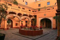 Quinta Real en Puebla, Puebla. @quintarealh