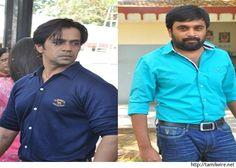 Arjun vs Sasikumar on cards! - http://tamilwire.net/60238-arjun-vs-sasikumar-cards.html