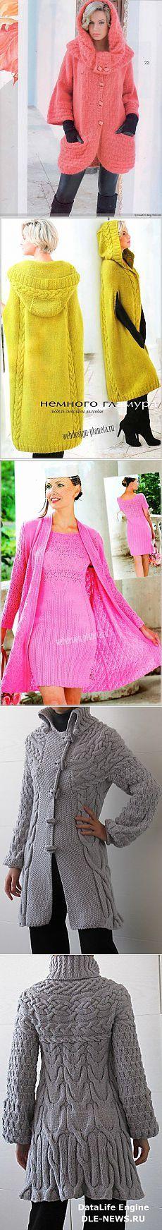 Вязание спицами-пальто | Записи в рубрике Вязание спицами-пальто | Дневник Nina