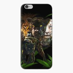 Art Phone Cases, Iphone Cases, Iphone 6 Skins, Canvas Prints, Art Prints, Cotton Tote Bags, Panther, Equality, Vinyl Decals