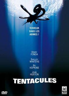 Film horrifique Italien réalisé par Ovidio G. Assonitis. C'est la version poulpe 🐙 des dents de la mer.