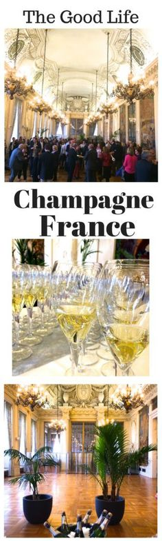 Come along with me as i explore the Champagne Houses in Reims and Enjoy the Good Life!
