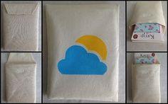 Partly cloud tablet kılıfı/çanta
