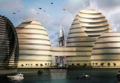 Imobiliaria Anderson Martins : Oriente Médio ganha projeto de cidade autossustent...