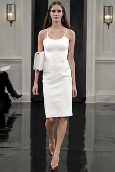 Victoria Beckham Spring 2011 Ready-to-Wear Collection Slideshow on Style.com