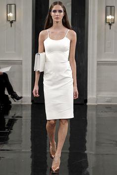Victoria Beckham Spring 2011 Ready-to-Wear