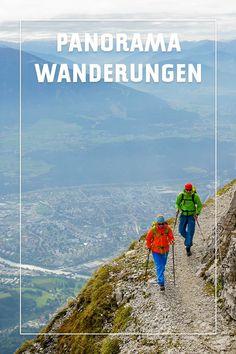 Die schönsten Panoramawege in Tirol im Herbst #wandertipps #wanderungen