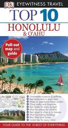 Top 10 Honolulu & Oahu (EYEWITNESS TOP 10 TRAVEL GUIDE) by DK Publishing. $10.10. Publisher: DK Travel; Reissue edition (March 19, 2012). Publication: March 19, 2012. Series - EYEWITNESS TOP 10 TRAVEL GUIDE. Save 28%!