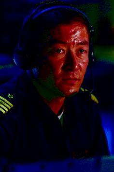 Tadanobu Asano as Cptn. Yugi Nagata in Battleship