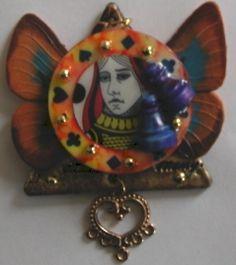 Altered jewellery