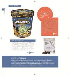 U-likeit! #5   WTF - What the food! Los crazy foods, el fascinante mundo de lo inusual. www.u-likeit.com