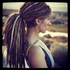 Dreadlocks.....so pretty