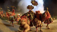 Carnaval 2013: Tradicional bloco de bate-bolas de Guadalupe, Rio de Janeiro
