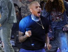 nice Chris Brown: Arrested For Assault With a Deadly Weapon!