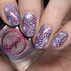 Nail Polish Society>> UberChic Beauty Collection 18   Uber Mini Farm Fresh Stamping Plates Review