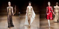 Oscar Carvallo, Couture Fashion show Fall-Winter 2013-2014 // My Style Influencer had the pleasure of attending for the second time the couture fashion show of Oscar Carvallo. I let you discover the latest collection of Oscar Carvallo, named Eagle Eye.