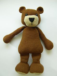 Bruno Bear pattern