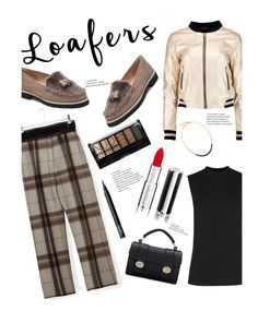 """""""Fall Footwear Trend: Loafers'"""" by dianefantasy ❤ liked on Polyvore featuring JILDOR, Boohoo, CÉLINE, Stella & Dot, NARS Cosmetics, Givenchy, loafers, polyvorecommunity and polyvoreeditorial"""