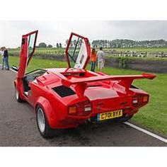 When Enzo Ferrari Insulted Lamborghini it Gave Birth to the World's First Supercar Maserati, Bugatti, Lamborghini Cars, Ferrari Car, Supercars, Red Audi, Exotic Sports Cars, Exotic Cars, Roadster