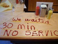 We Waited..