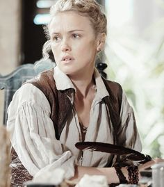 Eleanor Guthrie played  by Hannah New