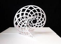 Pop-Up Paper Sculptures – Les superbes créations en papier de Peter Dahmen